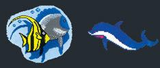 Dekoracije - Dolphins